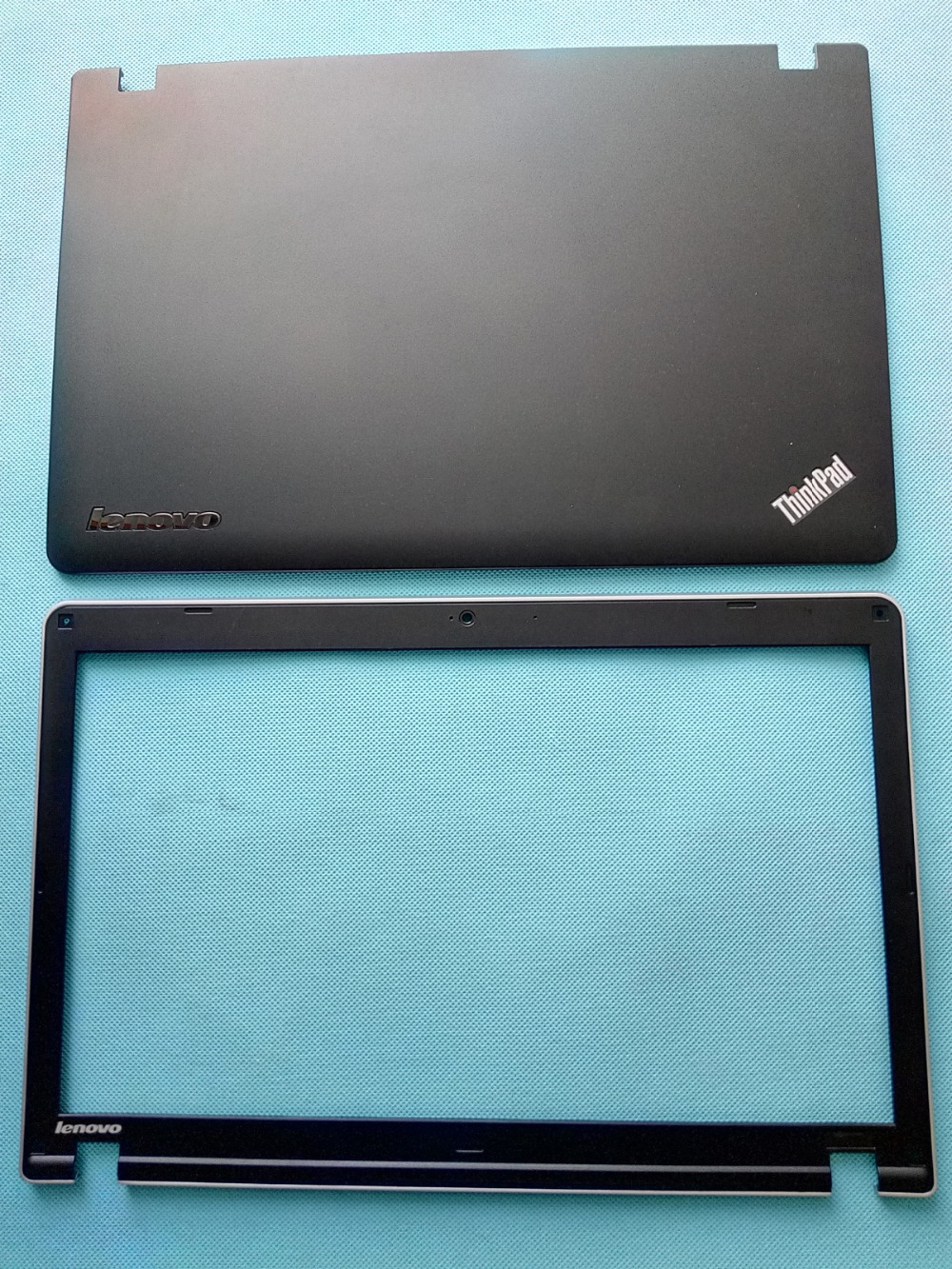100% Brand NEW Lenovo thinkpad  E520 E525  LCD back cover &  LCD Front Bezel Cover Screen Frame Case