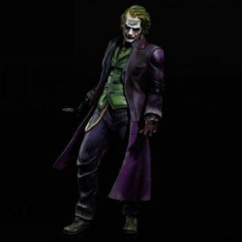 Фигурка Джокер 28 см Бэтмен Темный рыцарь PlayArts