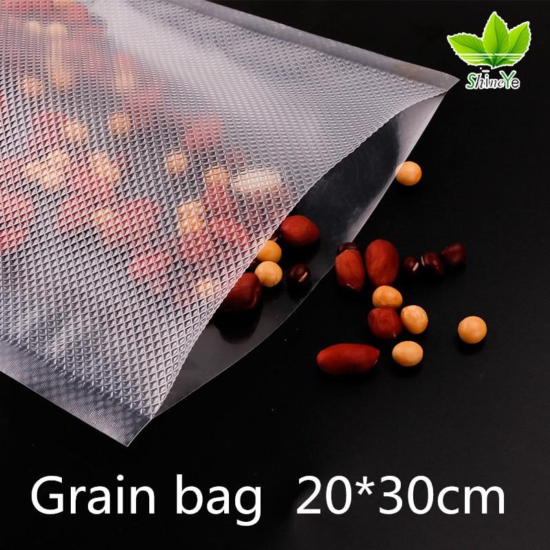 20*30cm Food grade vacuum packing bag, striped vacuum bag 20 1kg bag erythritol food grade 99%