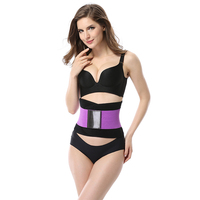 Waist trainer corset underbust waist shaper shapewear waist training belt corset minceur corsetti faja reductora cinturilla
