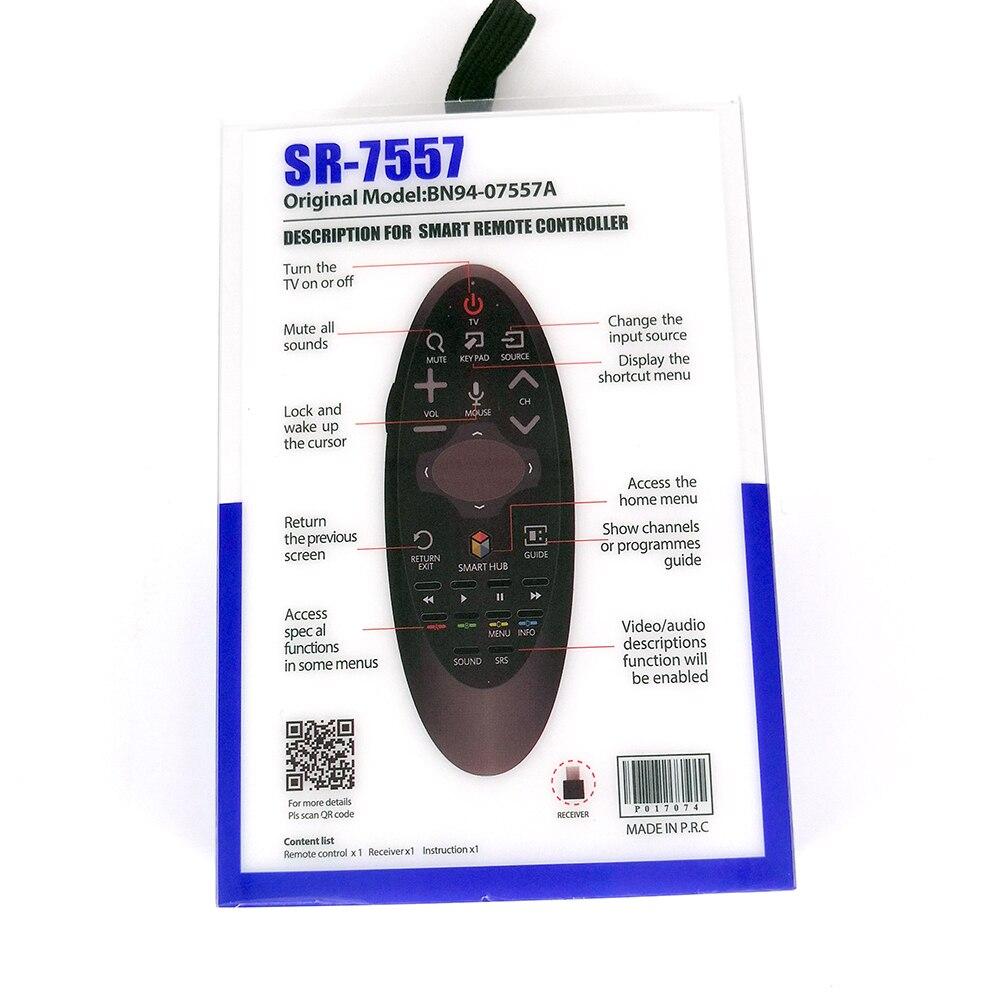 Calvas NEW Universal For Samsung BN59-01185G BN5901185G BN59-01181F BN5901181F BN59-01181B BN5901181B Smart TV Hub Audio Remote Control