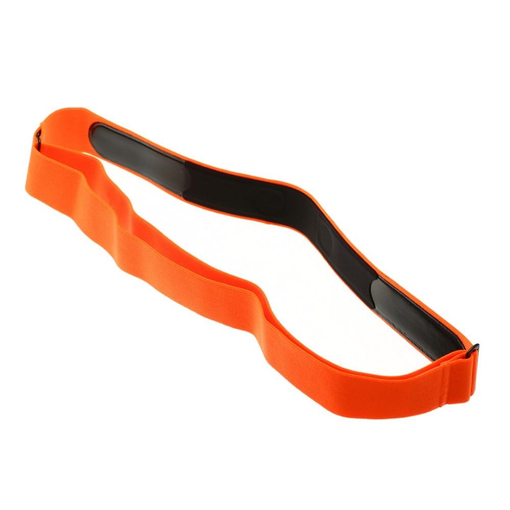 Højkvalitets orange elastisk brystbæltebåndbånd til Wahoo Garmin - Fitness og bodybuilding - Foto 2