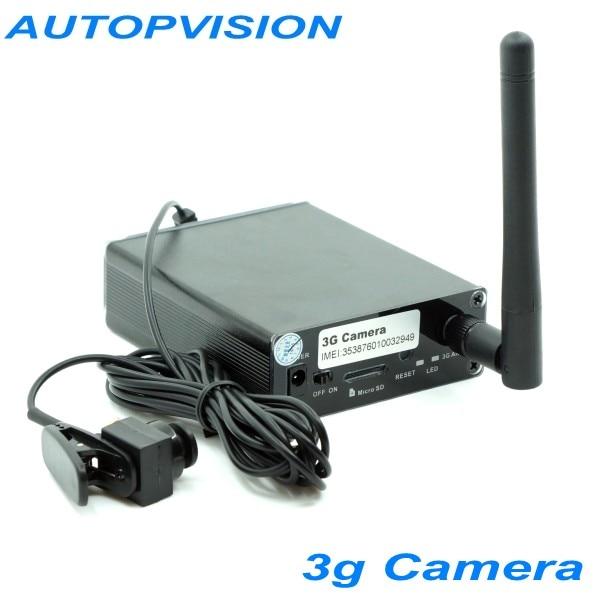 3G realtime surveillance camera .3g network camera