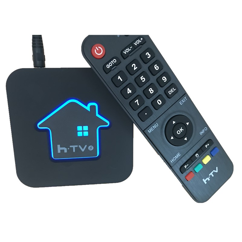 Brazil IPTV Tv-Box Android 2-Years Htv-5 with
