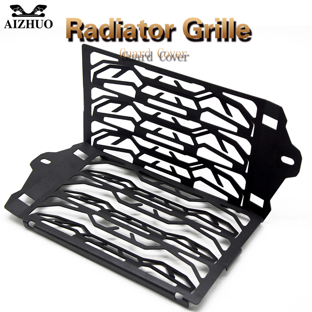 CNC Motorcycle Radiator Guard Protector For BMW R1200GS LC R1200GS Adventure 2013 2014 2015 2016 2017 Grille Grill Cooler Cover акрапович для бмв r1200gs 2013