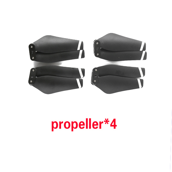 Propellers Blade for S20 drone 1080P Foldable RC Drone Quadcopter Pocket Helicopter Protective frame pare part Free shipping