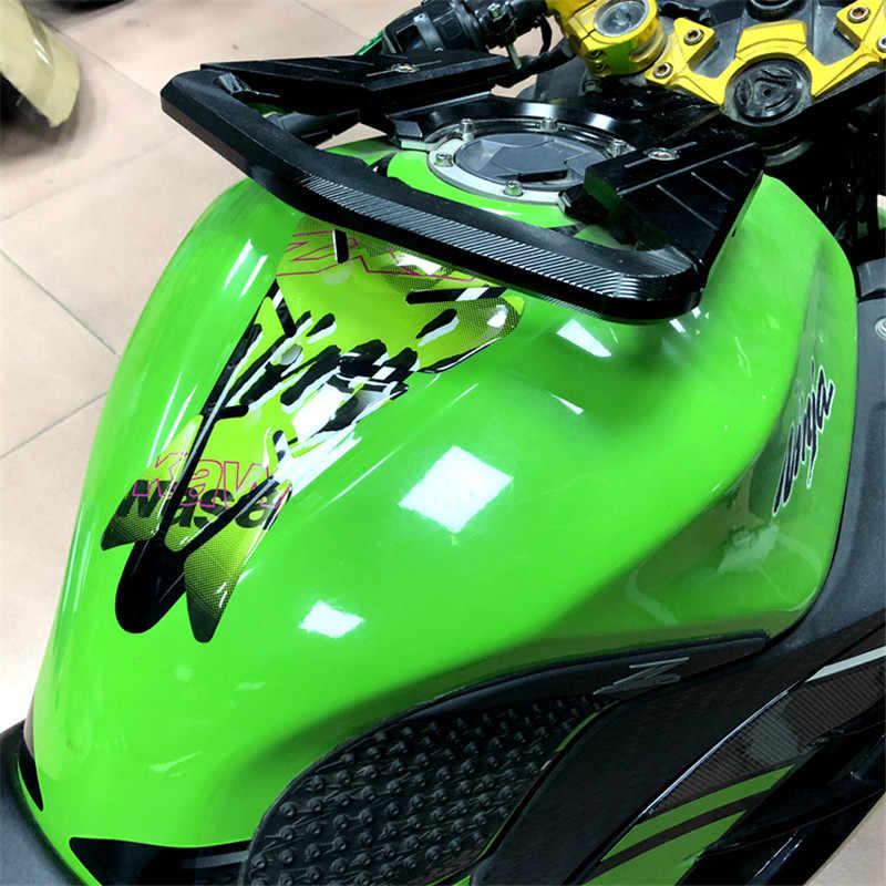 ثلاثية الأبعاد دراجة نارية الغاز خزان الوقود وسادة واقية ملصق لاصق لامع ورائع لسيارات BMW هوندا دوكاتي KTM سوزوكي كاواساكي ياماها بياجيو أبريليا