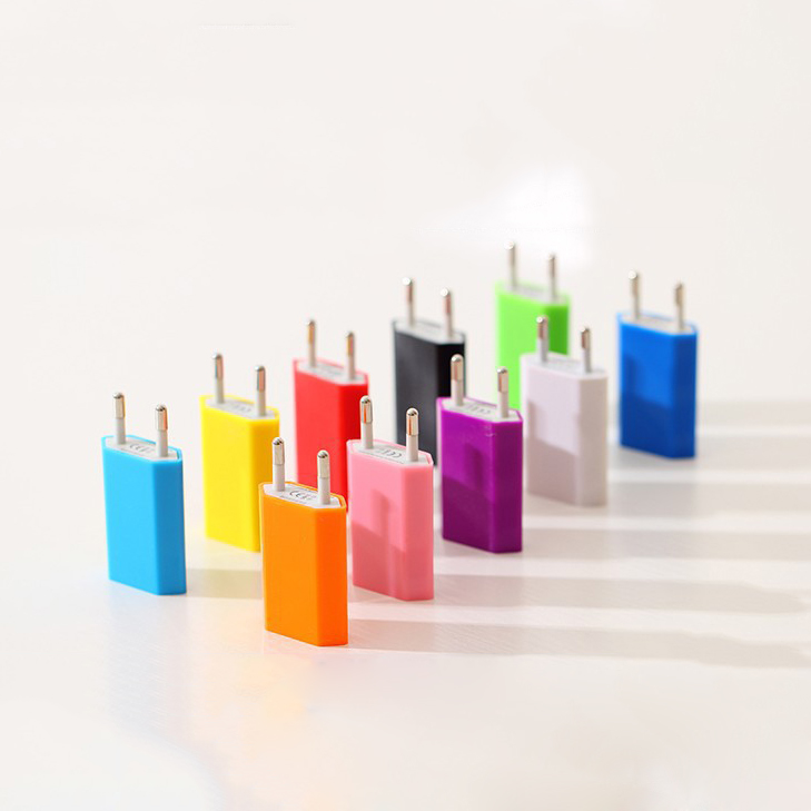 Mobile phone <font><b>charger</b></font> USB power adapter EU plug wall travel <font><b>charger</b></font> for Samsung iphone for HUAWEI xiaomi image