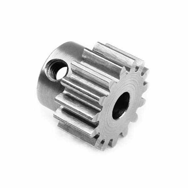 1M 15T Motor Gear 8Mm Metalen Motor Bolle Gear Voor 775 Gear Motor Nieuwe