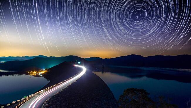 Новый 2017 5D DIY метеорный поток ночной вид живописи Мозаика Фотографии из страз вышивки крестом Наборы хобби и ремесла R219