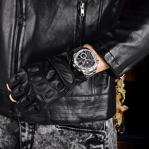 Image 2 - PAGANI DESIGN 2020 nowy Top luksusowe zegarki kwarcowe mężczyźni sport kalendarz wodoodporna stal nierdzewna zegarek wojskowy Relogio masculino