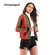 S-XXL Plus IIze Women Coat Fashion Ladies Striped Zipper Up Gradient Cokor Jacket Casual Coat Autumn 2018 Outwear Women Clothes