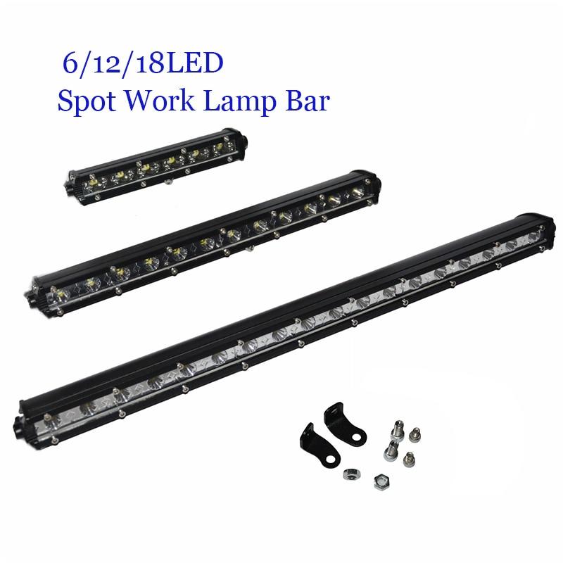 Nagy teljesítményű 7/13/19 hüvelykes CREE Chips Spot LED - Autó világítás