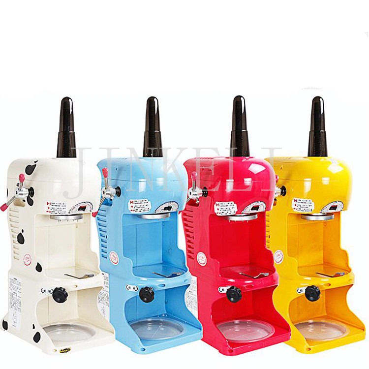 Commercial use Ice Shaver machine Snow Cone Maker/Ice Crusher Machine/ice shaving machine Taiwanese shaaved ice maker