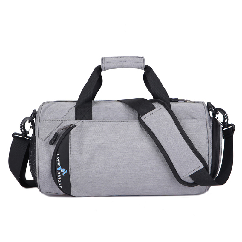 Nylon Outdoor Sports Bag Gym Shoulder Handbag Durable Multifunction Fitness Bags Professional Yoga Duffel Men And Women In From