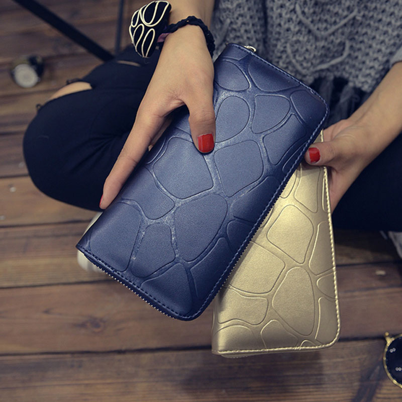 Purse Wallet Female Famous Long Ladies Clutch Brand Clutch Card Holder Stone PU Leather Wallet wireless table buzzer system 433 92mhz restaurant pager equipment with factory price 3 display 25 call button
