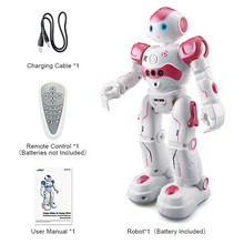 LEORY RC Robot Intelligent Programming Remote Control Roboti