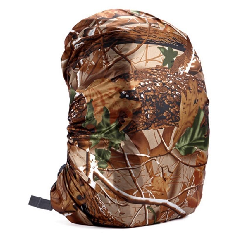 Mount Chain 35/45 л регулируемый водонепроницаемый рюкзак с защитой от пыли дождевик Портативный Сверхлегкий плечо защиты Открытый Инструменты для пешего туризма