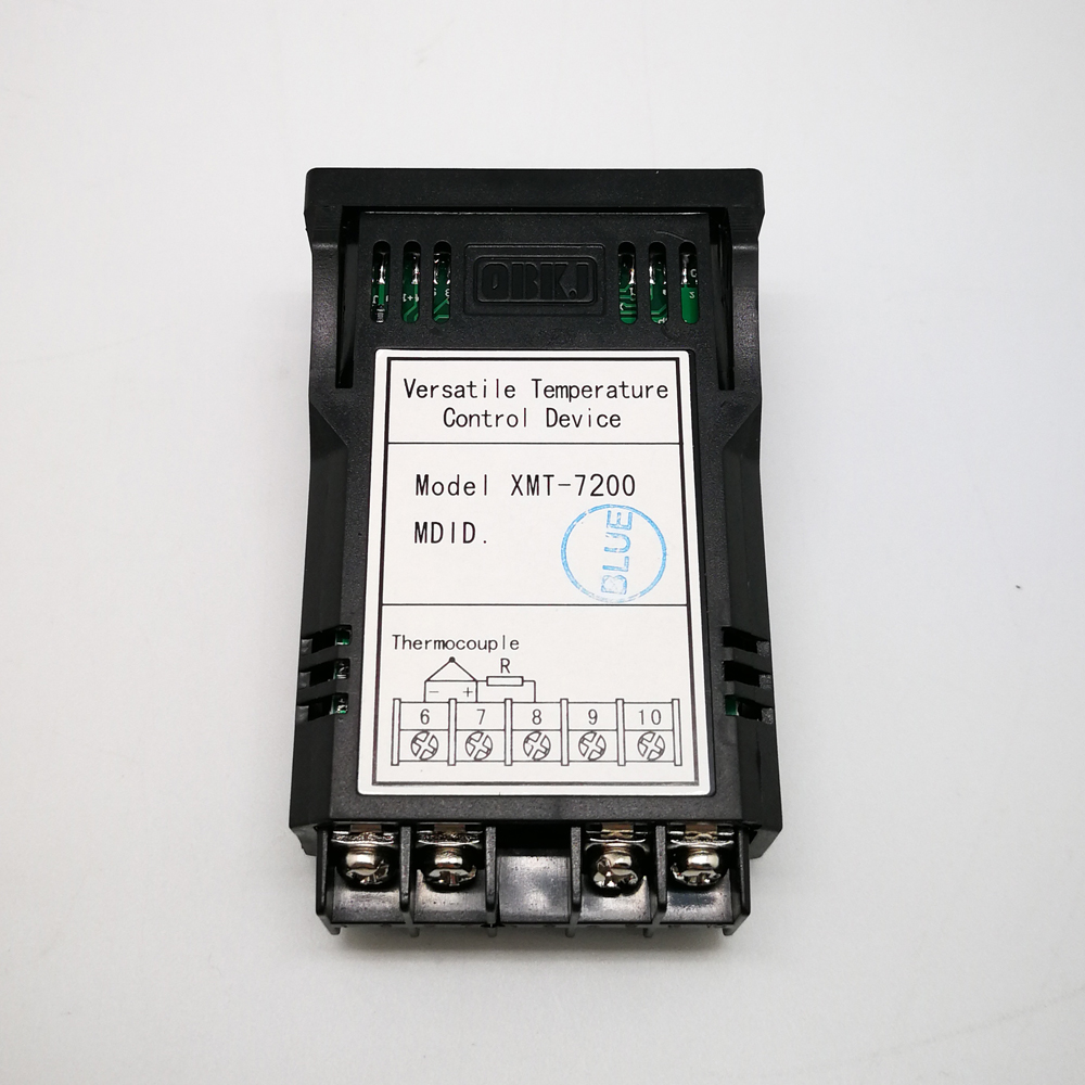 Xmt7100 Size 4824mm Programmable Digital Pid Temperature Controller Solid State Relay German With Built In 5a To Controll Instruments