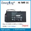 14 8 в новый оригинальный аккумулятор для ноутбука HP Envy TouchSmart 4 akku EL04XL 681879-541 HSTNN-UB3R HSTNN-IB3R