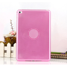 9.7″ Hot Sale Fashion Diamond Pattern Shining Tablet Case Back Cover for Ipad 2 3 4 TPU Shockproof Protective Case Dec28