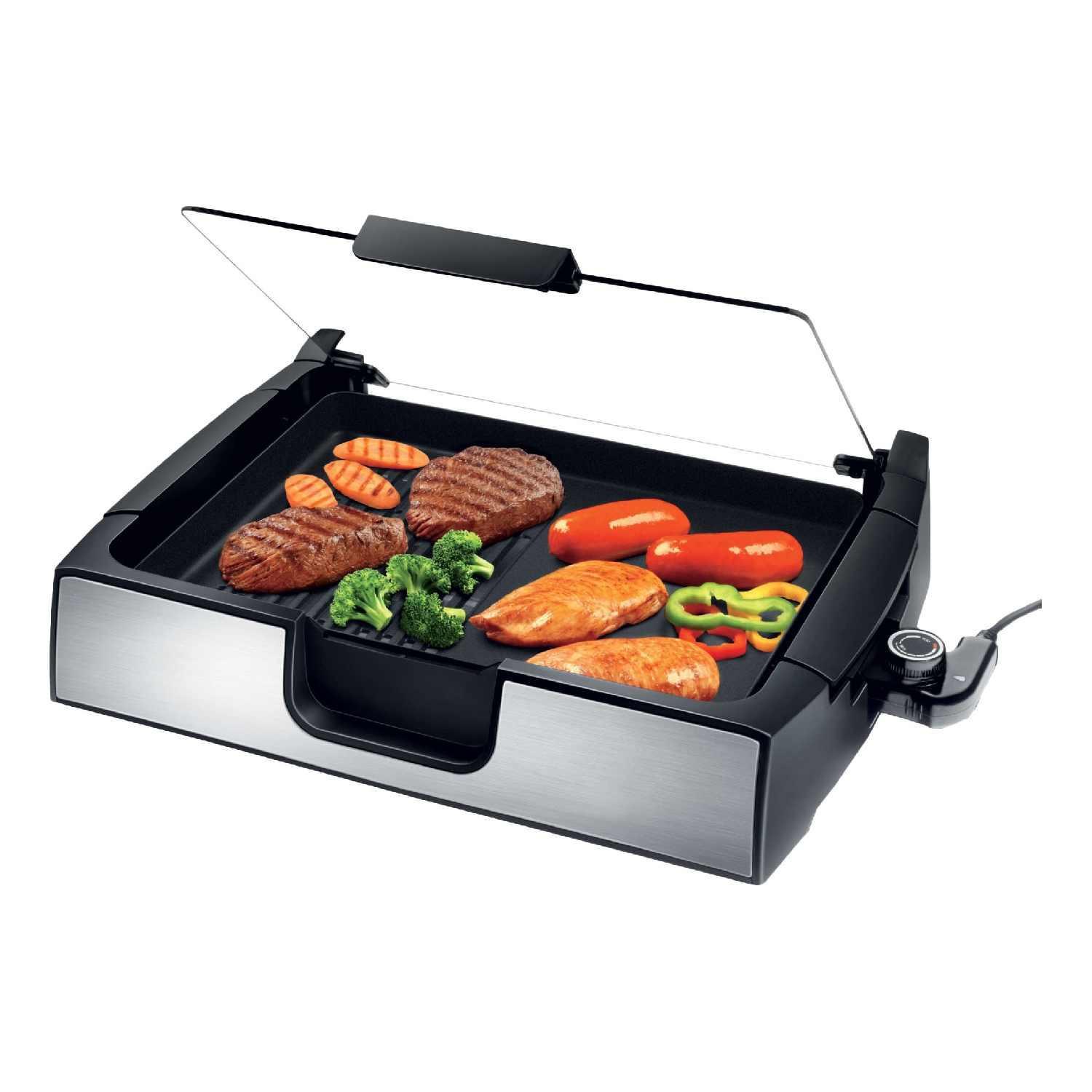 Grill pan electric GEMLUX GL-G17 цена