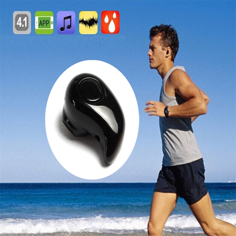 toopoot Wireless Ultra-small S530 4.0 Stereo Bluetooth Headphone Headset Earphone Earbud For Tablet Cellphone Smart Phoes