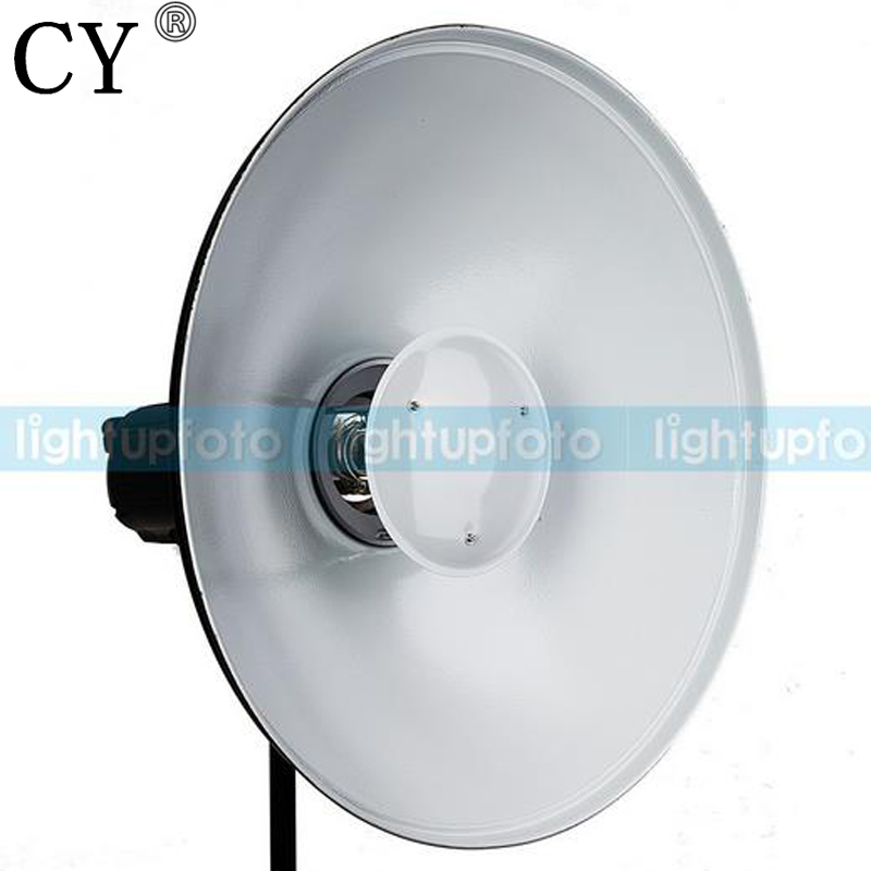 Photo Studio 41cm White Reflection Beauty Dish Bowens Mount With Honeycomb for Studio Lighting High Quality