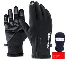 Motorcycle Gloves Heated Waterproof Guantes Moto Winter Touch Screen Luva Motociclista Motocross