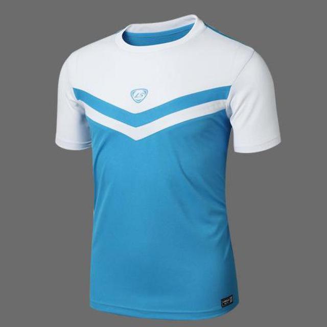 Soccer Training Football Jerseys T-Shirt