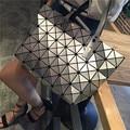 Fashion New  Luxury Brand Designer Classic Nano Solid Color Geometry Package Women Casual bag folding Handbags women in sale