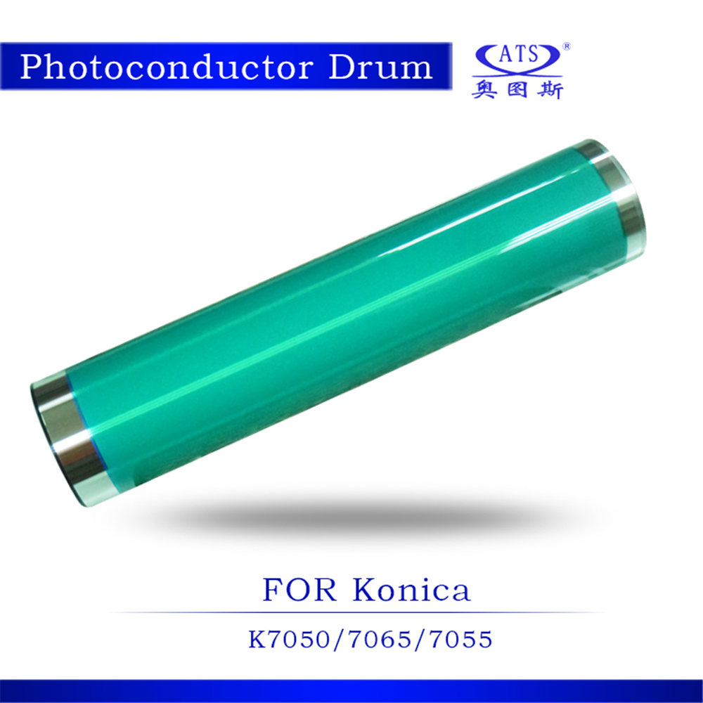 1pcs High Quality opc drum for Konica K 7050 7150 7065 7060 copier parts K7050 K7150 Photocopy Machine new photocopy machine part 1pcs high quality main board for minolta bh 283 copier spare parts bh283