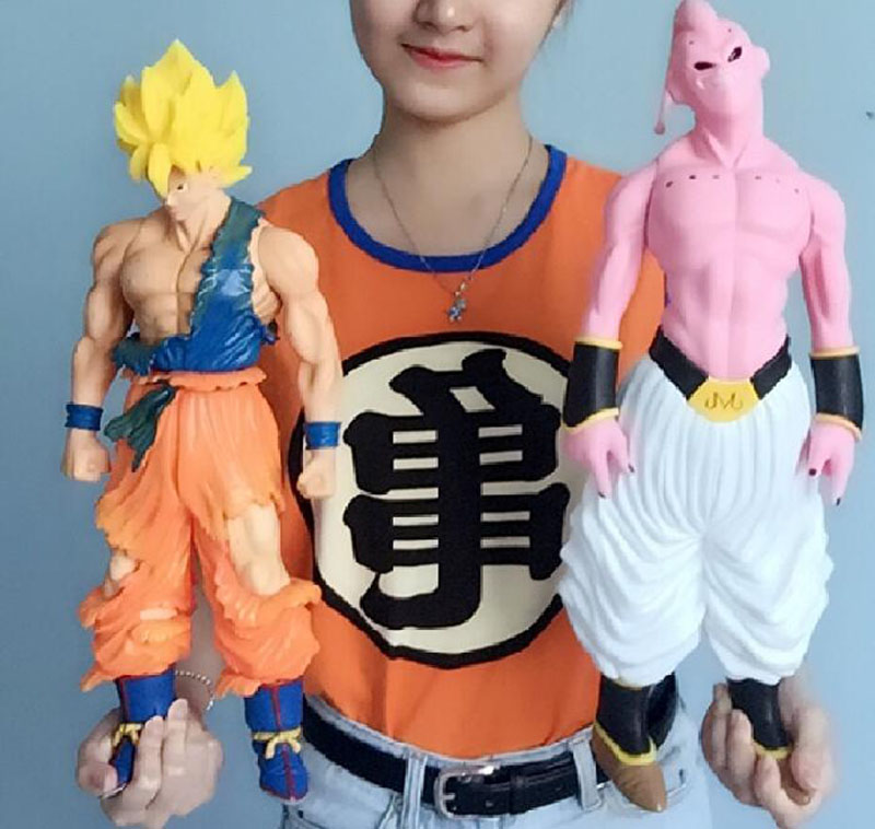 Dragon ball Pearl Handle Model Decoration Super Large Anime PVC Action Figure toys doll Collectible Toy For Boys children gifts brand papo animals decoration animal owl bird resin model puppets kids toy action figure doll adult children study safe toys