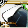 EPR For Nissan 200SX S14 S14A Silvia DMAX Style FRP Fiber Glass Rear Roof Spoiler Wing Car Accessories Stying