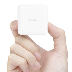 Image 2 - Original Aqara Magic Cube Controller Zigbee Version Controlled by Six Actions For Smart Home Device Work with Mijia Home App