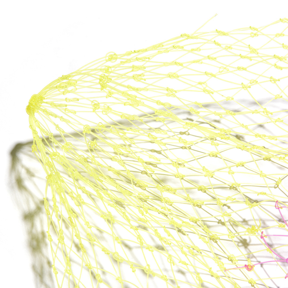 Collapsible landing fishing net for Collapsible fishing net