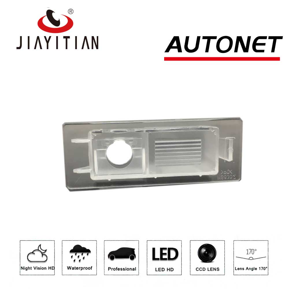 JiaYiTian Rear View Camera For Hyundai Sonata NF 2005 2004~2009 2007 2008 2006 Kit Bracket License Plate Lights Housing Mount
