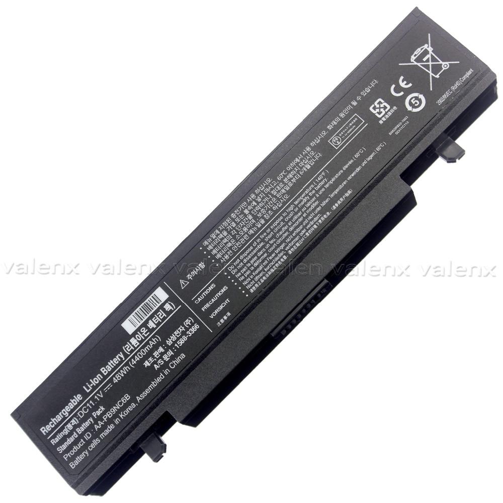 Laptop մարտկոց Samsung Q320 Q430 R428 R429 R430 R620 R719 R720 - Նոթբուքի պարագաներ - Լուսանկար 2