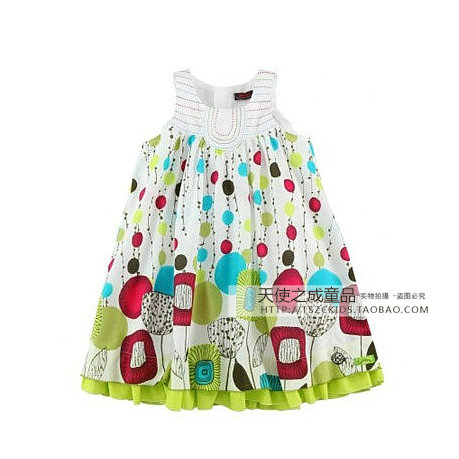 Catimini Summer Style Baby girls dress for Party Elsa Anna Princess Dresses tutu Childrens clothes Snow Queen Fashion Costume catimini girls t shirt 04 25