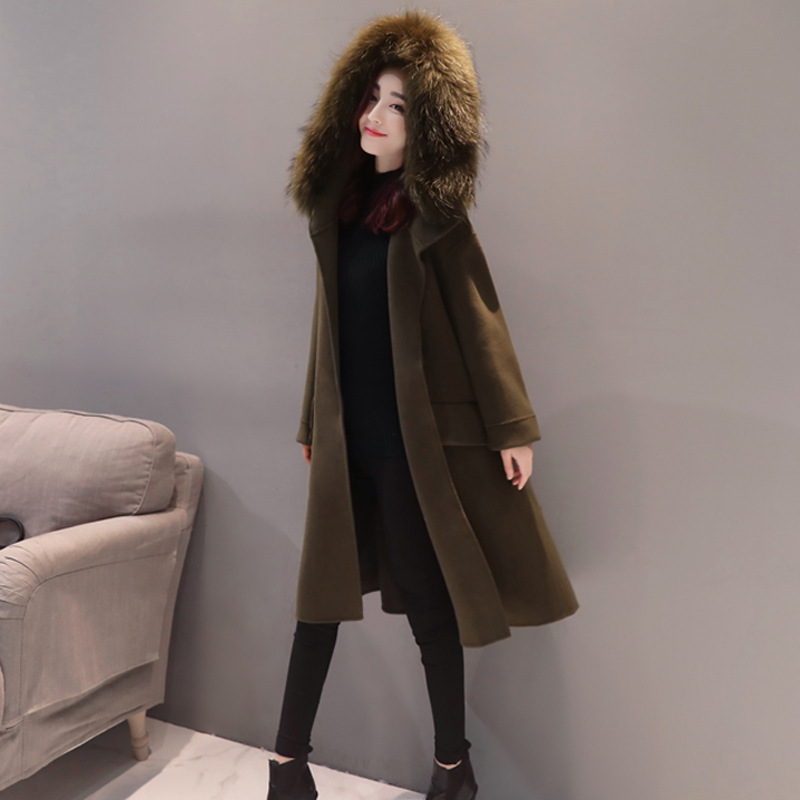 Korean Edition 2017 Autumn Winter Fashion Women New Coat ...