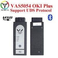 OKI VAS 5054A ODIS V4 13 Bluetooth Full Ship VAS 5054 A Car Diagnostic Tool For
