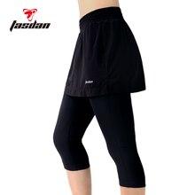 Tasdan Велоспорт Колготки Для женщин Шорты-юбки Велоспорт одежда Велосипедная форма верхняя одежда велосипед Слюнявчики Шорты