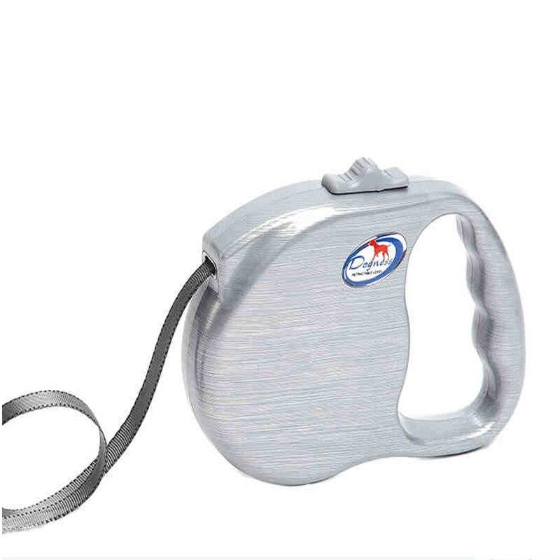 Para Mascotas Collar de Perro Cadena Cuerda Arnés Del animal doméstico Leash Acc