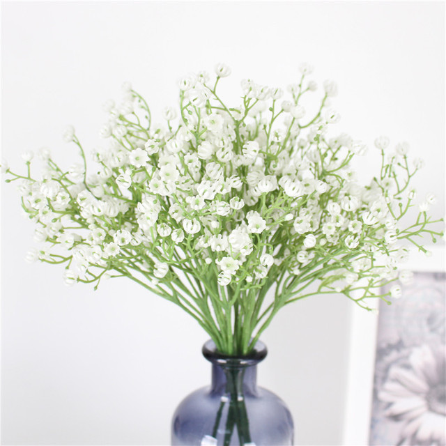 Colorful Artificial Flower Branch
