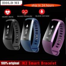 Оригинальный M2 VS R5 Pro Smart браслет на запястье сердечного ритма крови Давление кислорода оксиметр спортивные часы браслет для IOS Android