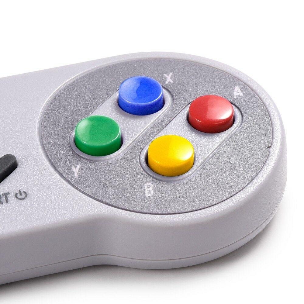 Wireless Gamepad game controller joypad joystick SNES 2.4G for Nintendo classic MINI game accessoires (3)