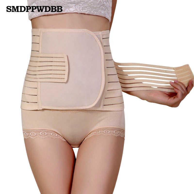 SMDPPWDBB banda para el vientre postparto cinturón para el embarazo venda de vendaje postparto de maternidad para mujeres embarazadas reductor de la forma
