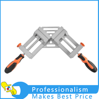 Double 90 Degrees Right Angle Folder Woodworking Welding Locator Frame Folder Fast Angle Folder