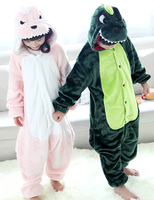 Kids Dinosaur Dragon Onesie Children S Cosplay Costume Unisex Cartoon Pajamas For Helloween Christmas Party Infantil