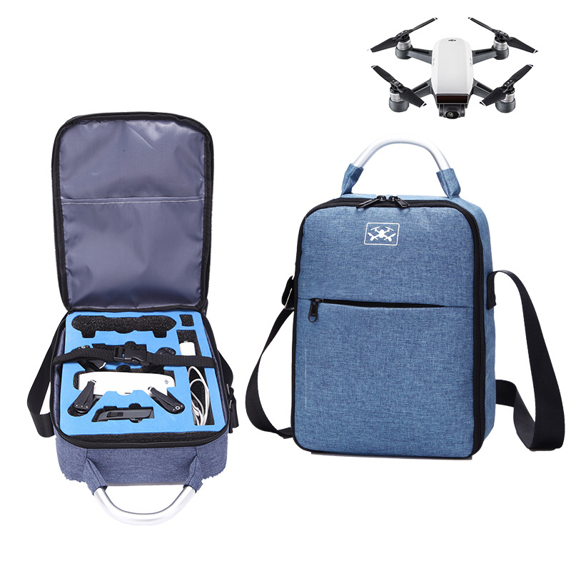 New Arrival Shoulder Bag for DJI Spark only 322g very Light DJI Spark Carrying Storage Bag Case drone Accessories Free Shipping